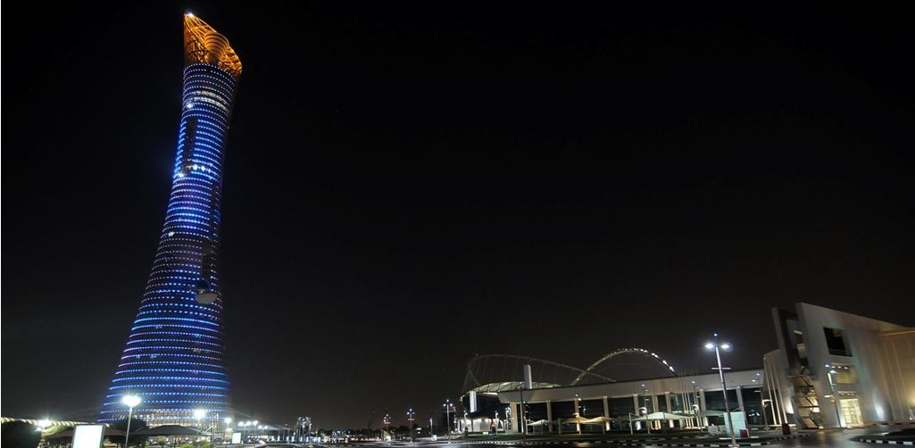 Aspire Zone To Light Up Torch In Celebration Of Sports