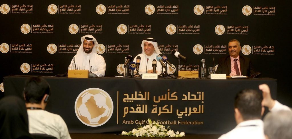 AGCFF officials confident of a full-strength Gulf Cup