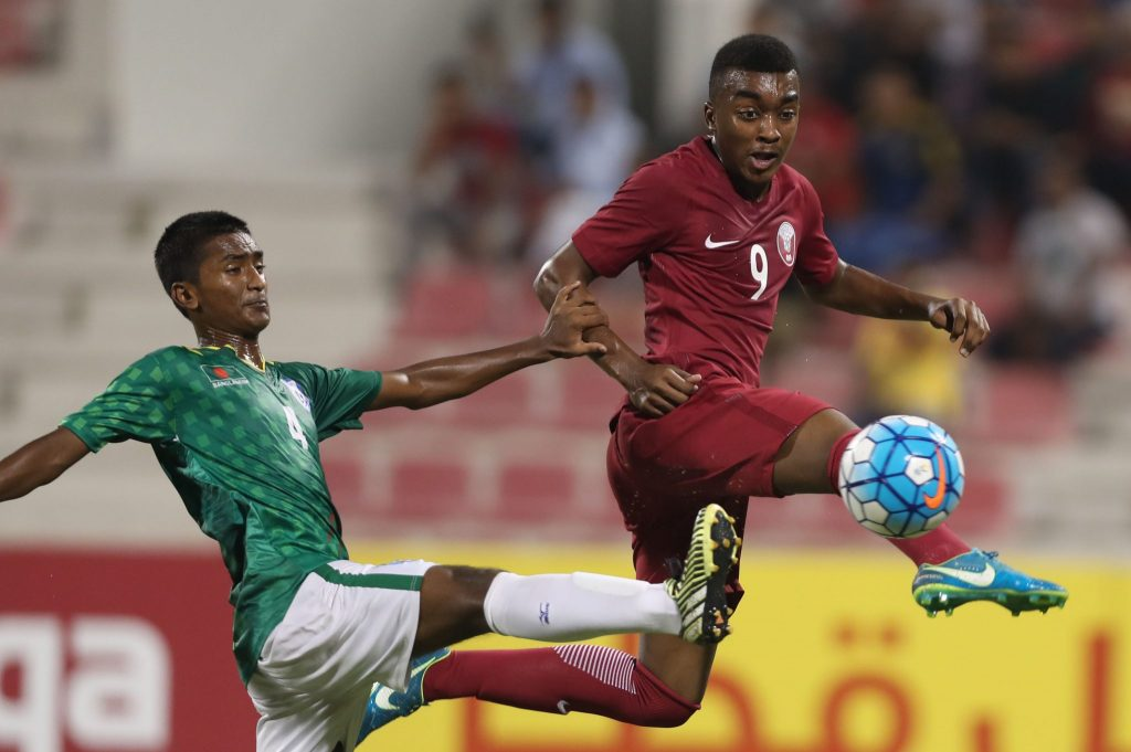 Qatar lose to Bangladesh in U-16 qualifier