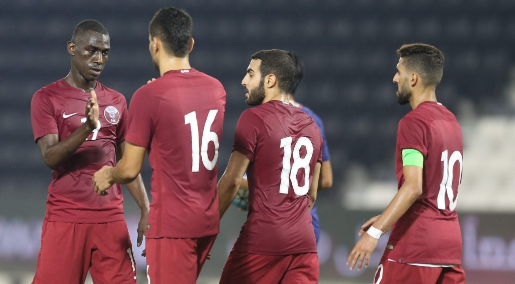 Qatar to take on Iceland & Czech Republic in November