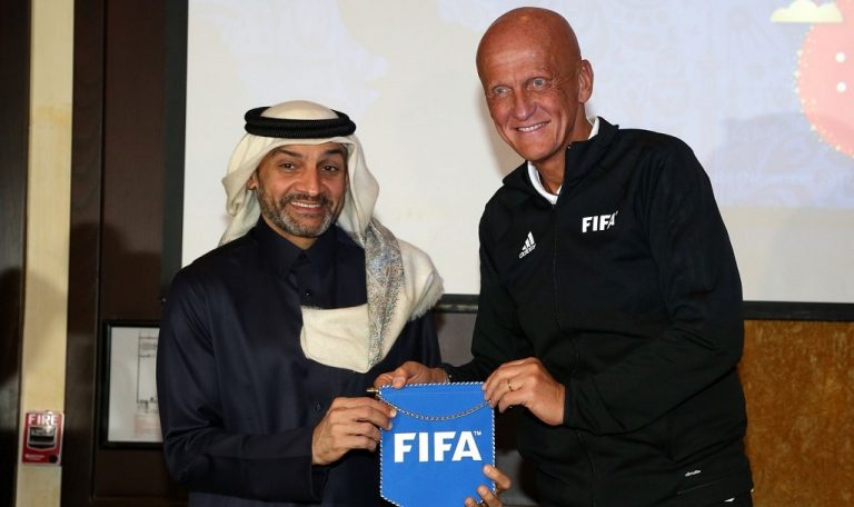 Image result for Doha to host preparation programs for referees for FIFA World Cup 2022