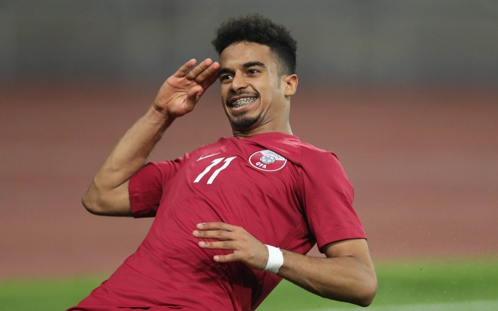 Qatar beat Iraq in enterprising Barsa clash