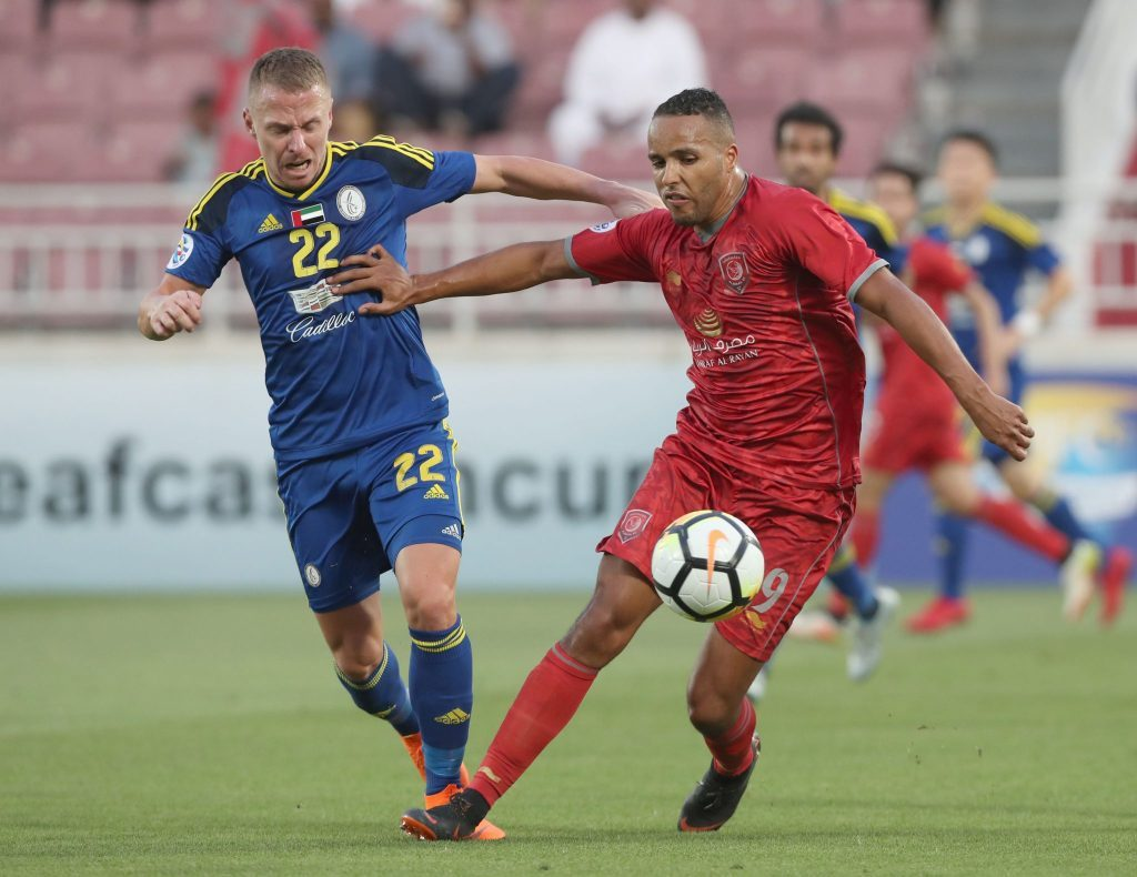 Al Duhail retain perfect record in ACL