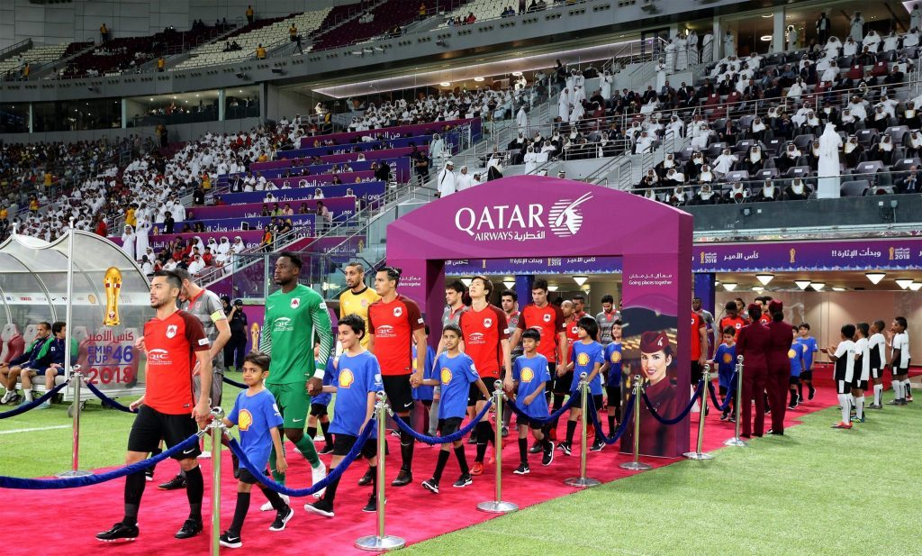 Qatar Airways Congratulates Al Duhail for Emir Cup