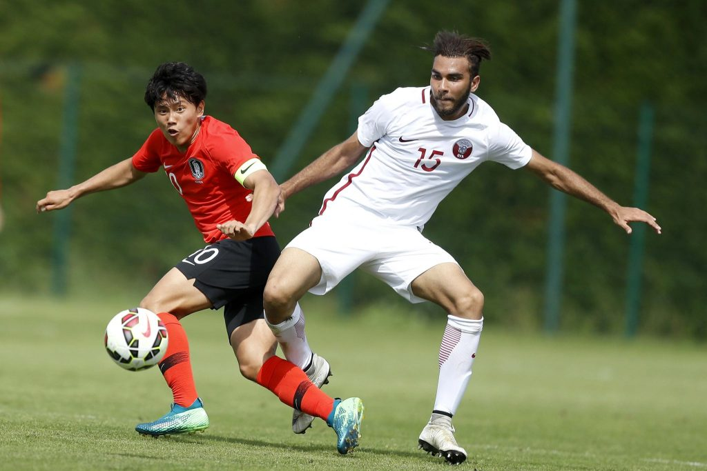 Korea edge Qatar in Toulon tournament