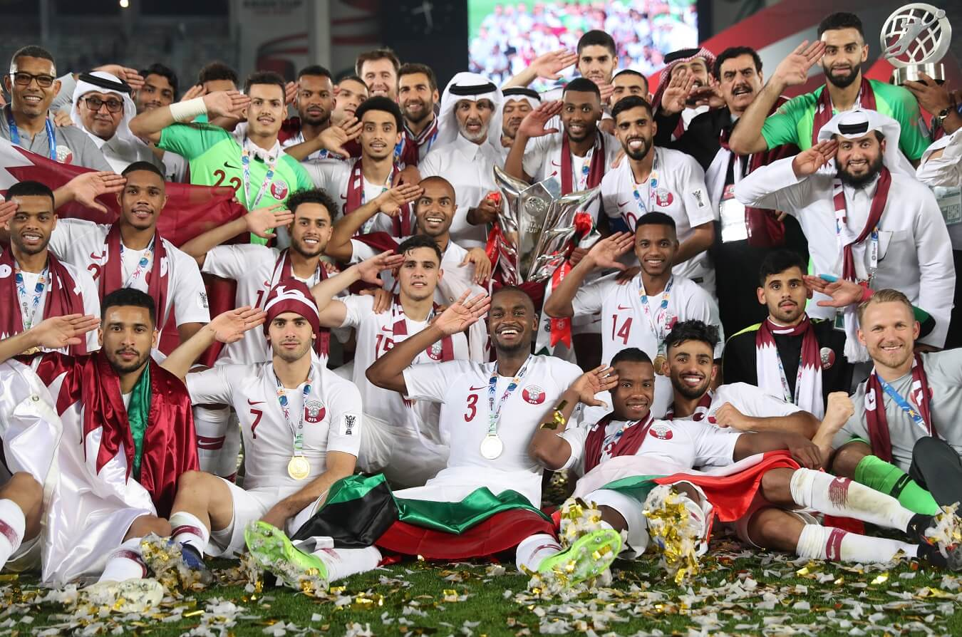 Image result for Qatar football team 2019