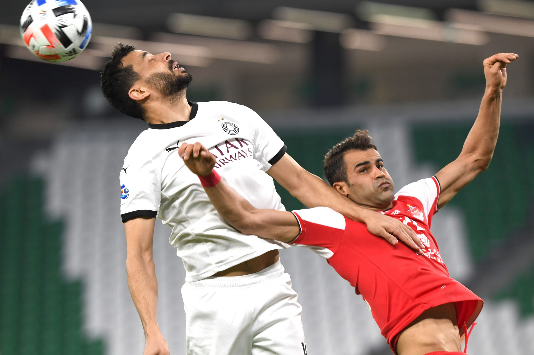 Late Strike Sees Persepolis Edge Al Sadd To Seal Acl Quarter Final Berth Qatar Football Association
